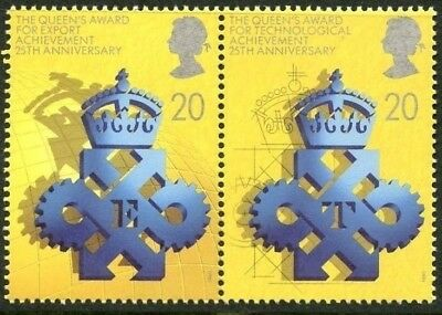Great Britain Scott #1319a MNH Queen's Awards for Achievement $$