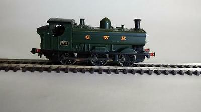 N Gauge Locomotive GWR 0 6 0 by Farish