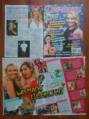 EMILY OSMENT clippings