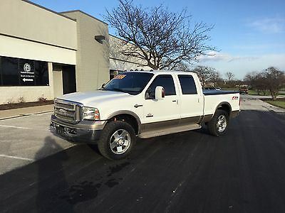 2006 Ford F-250 KING RANCH 2007 FORD F-250 KING RANCH DIESEL