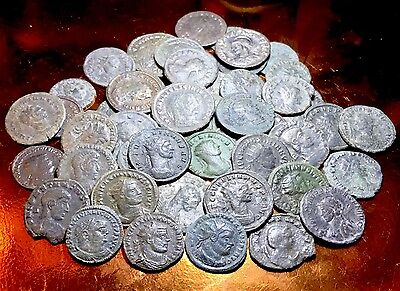 PERFECT XMAS GIFTS. Larger Ancient Roman Coins. 1 Coin/Buy. Limited Low Cost.