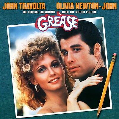 Grease - Original Motion Picture Soundtrack - 2 x Vinyl LP *NEW & SEALED*