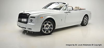 2011 Rolls-Royce Phantom Drophead Coupe Convertible 2-Door 2011 Rolls-Royce Phantom Drophead Coupe Gatsby Collection 8164 Miles 1 of 3 Made