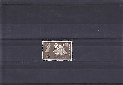1963 Malta MH - Freedom From Hunger