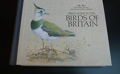 Birds  Of Britain. Readers Digest Field Guide. 1995 Edn Well Illustrated