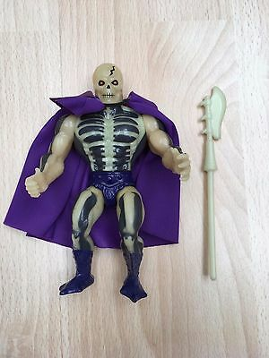 Master of the Universe MOTU Vintage He Man Figur - Scare Glow