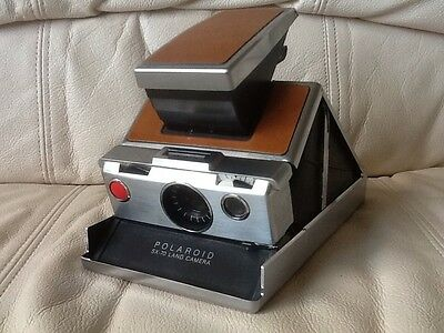 Polaroid Sx-70 Instant Land Camera-Excellent Condition-Ships Same Day