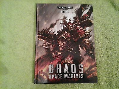 warhammer 40k chaos codex