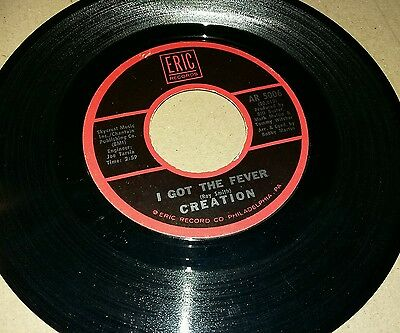 "Creation - I Got A Fever. 7"" CLASSIC Northern Soul Single"