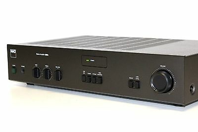 NAD 3020e Stereo Amplifier Vintage Classic Hi-Fi Separate Phono Amp