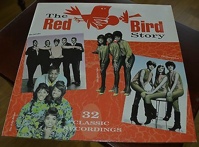 The Red Bird Story  -  Various Artists Double Lp
