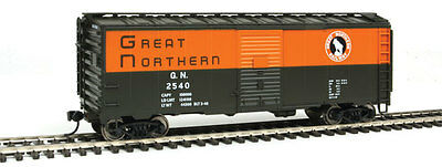 Walthers Mainline HO 40' AAR 1948 Boxcar Great Northern #2540 910-1767