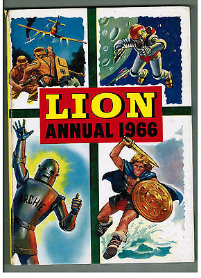 LION ANNUAL 1966 from Lion Comic