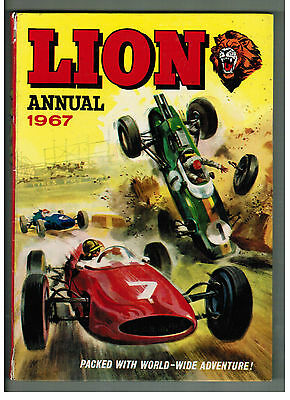 LION ANNUAL 1967 from Lion Comic