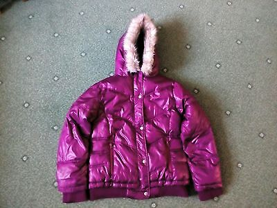 Peter Storm Girls Padded Coat Age 11_12 Years Excellent Condition
