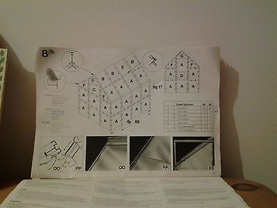 Halls Traditional 6' x 8' Greenhouse with Assembly Instructions