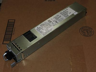 CISCO N55-PAC-750W-B Nexus 5500 750W AC Power Supply back to front airflow
