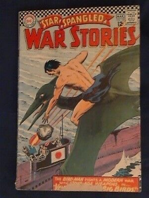 DC Comics  Star Spangled War Stories 131  March 1967