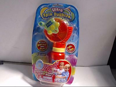 Billion Bubbles Ultra Spin Bubbles - Colors May Vary