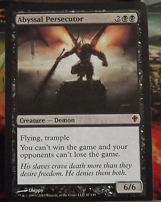 MTG Magic the Gathering // Abyssal Persecutor