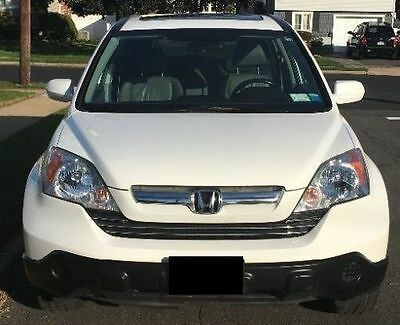 2009 Honda CR-V EX-L Sport Utility 4-Door 2009 Honda CR-V EX-L 2.4L Auto Heated Leather Sunroof 100K Miles Clean & Ready