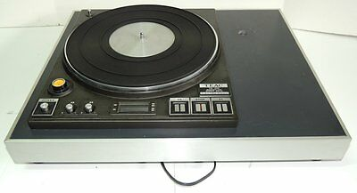 TEAC TN-400 Magnefloat Direct Drive Turntable In 100V 50/60Hz Only