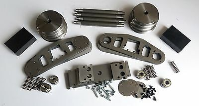 "Pair 5"" gauge Bogies - Self assembly kit (for Live Steam etc)"