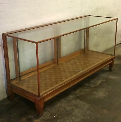 Antique Vintage Shop Counter Display Unit Haberdashery