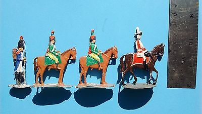40mm antique toy soldiers Naponeonic French Grenadier Guard Chasseur