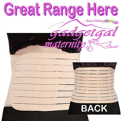 2 Sizes - Postpartum Postnatal Abdominal Support Belt, Belly Band  Natal #346