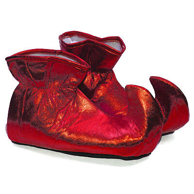 Red Elf Shoes