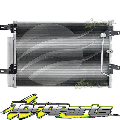 Condenser Suit Fg Ford Falcon 08-11 Air Conditioning Ac A/c Cooling Drier