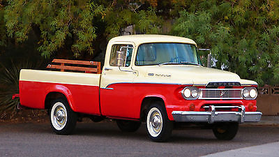 1960 Dodge Other Pickups Pickups V8 3 ON THE TREE 1 OWNER CLEAN DEPENDABLE ORIGINAL HOT RODS FARM TRUCK pickups
