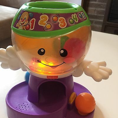 Fisher Price Baby Toy Sound And Lights RRP$29.95