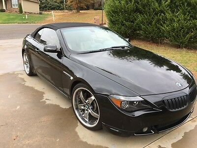 2005 BMW 6-Series  2005 BMW 645 Ci Convertible. almost $30k in warranty work.