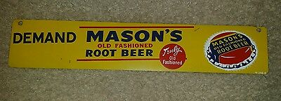 Masons Vintage Root Beer  NEW PICS ADDED!