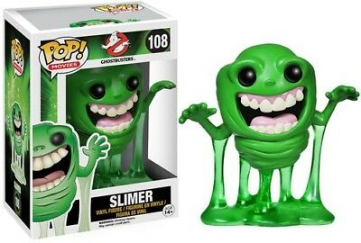 Ghostbusters - Slimer Funko Pop! Movies Toy