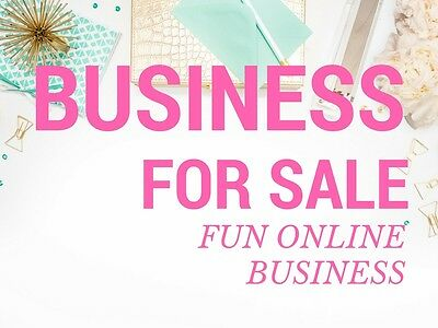 business for sale: Fun Social Media & Website Business with over 1 million views
