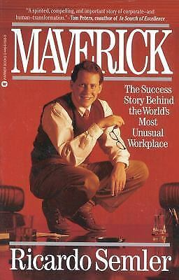 MAVERICK - The Success Story Behind the World's Most Unusual Workplace - Semler
