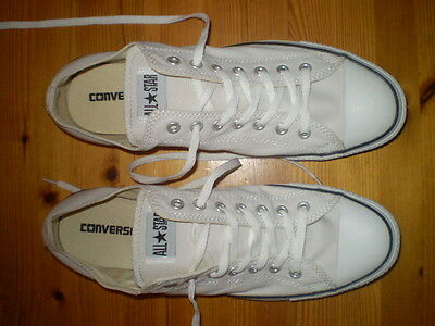 Converse All Star Light Beige Training Shoes Mens Size Us 13 New