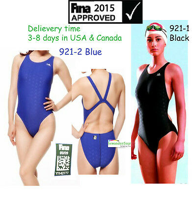 Yingfa921 one piece racing & tranning swimsuit FINA Approved for women and girls
