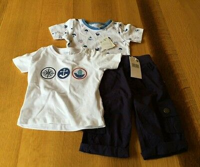 Pumpkin Patch t-shirts and pants 3-6 months *Brand new*