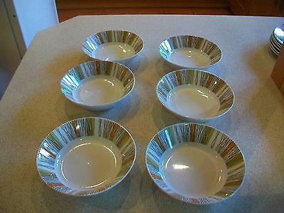 Midwinter Sienna (Jessica Tait)-set of 6 cereal bowls