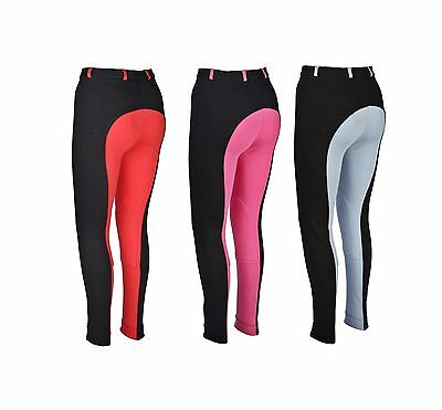 Horse Riding Women Ladies Soft Stretchy Jodhpurs Jodphurs Jods In All Colours An