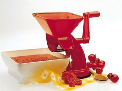 NEW Tomato Manual Press Machine - plastic