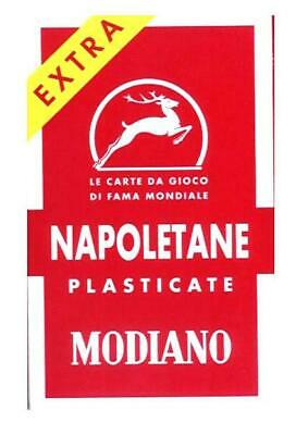 NEW Italian Playing Cards Napoletane