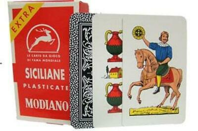 NEW Italian Playing Cards Siciliane