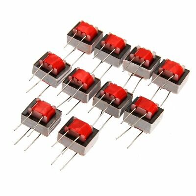 10X Audio Transformers 600:600 Ohm Europe 1:1 EI14 Isolation Transformer Ringing