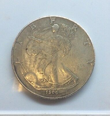 Silver Coin America Liberty 1oz Coin 1906
