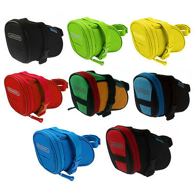 Outdoor Cycling Bike Bicycle Seat Saddle Rear Seat Bag Tail Pouch Storage BE